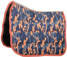 HARRYS HORSE CAMOUFLAGE SADDLE PAD - RRP £39.99 - SALE